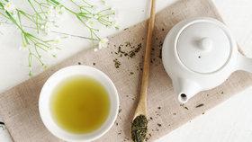 Zelený čaj prodlužuje život a snižuje riziko srdečních chorob, tvrdí vědci