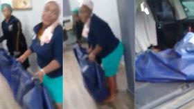 Tělo jako důkaz? Ženy dovlekly do pojišťovny mrtvolu příbuzného!