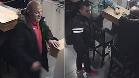 Oběť si vyhlédli v baru: Nepoznáváte muže, kteří okradli o tisíce nebožáka v Ostravě?
