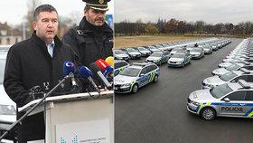 """Policisté dostali 80 oktávek. Hamáček: """"Konečně! Jezdili v autech do šrotu"""""""