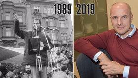 Hejtman Bernard vedl před 30 let Škodováky do stávky: Milicionáři mě chtěli pověsit!