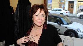 Ilona Svobodová: S tetováním jsem začala až po padesátce