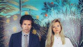 Dream pop a psychedelie: Na Metronome festivalu zahraje britské duo Still Corners