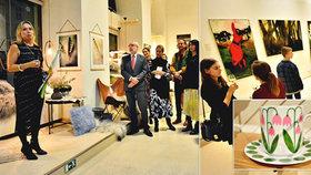 Oslava minimalistického designu: Výstava Objev Švédsko ukazuje severský nábytek, obrazy i nádobí