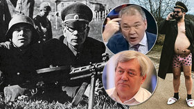 Blbeček, schytal to Novotný od Rusů, zuří i Filip. Za Katyň starostovi tleskají v Polsku