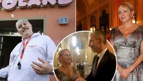 Exprimátorka Prahy Krnáčová na plese vyvedla nového partnera. Co ho pojí s Jonákem?