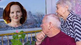 Mrazivá slova o osamělých seniorech: Dárky schovají na dno skříně na později! To ale nikdy nepřijde...