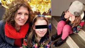 Otec si nutí lásku dcery přes soud: Za Alexií (11) pak bez omluvy ani nepřijede