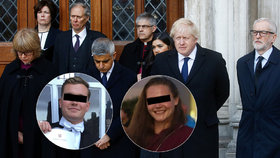 Londýn truchlí za Saskii (†23) a Jacka (†25). Pozůstalí se obuli do politiků