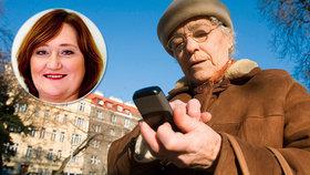 Největší vánoční pasti na seniory: Stačí jediný telefonní hovor, varuje expertka