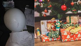 Český balónek s dopisem pro Ježíška našli až v Rakousku: Pavel teď pátrá po autorovi, aby mu mohl splnit přání