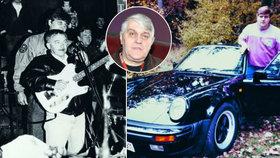 """Vzestup a pád Ivana Jonáka (†59): Za noc vydělal milion, """"chlastačky"""" s policajty, pak se to vymklo"""