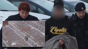 Žena obviněná z násilné smrti muže ve Vrchlabí: Skončila ve vazbě