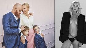 Simona Krainová: S manželem si ukazujeme nahé fotky, co nám lidé posílají!