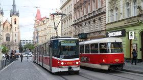 Pražský dopravní podnik má 4 nakažené zaměstnance: V karanténě jich zůstává 24