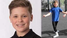 Mladou televizní hvězdu našli doma mrtvou: Baleťák (†14) zemřel z neznámých příčin