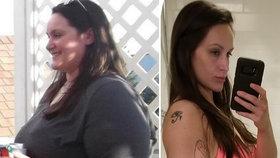 Přítelova smrt ji dohnala až k morbidní obezitě. Lékaři jí nabízeli jen antidepresiva
