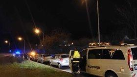 Vražda v Braníku: Bezdomovec v hádce ubodal kamaráda! Pak sám zavolal policii
