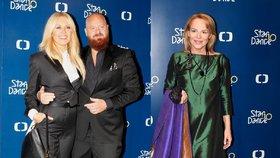 Vulgární modýlky, a dokonce i batohy! Jak slavní ozdobili finálový večer StarDance?