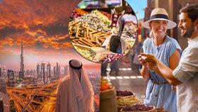 Obří slevy: O důvod víc proč po Vánocích vyrazit do Dubaje!