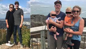 Máma tragicky zemřela po pádu z běžeckého pásu: Syn (4) myslel, že usnula a lehl si k ní