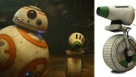 Star Wars: Vzestup Skywalkera – Kdo je nový droid D-O?