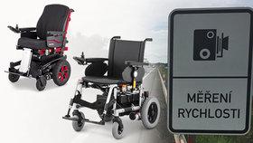 """Invalidé budou moci na vozících """"frčet"""". Poslanci jim dopřejí vyšší rychlost"""