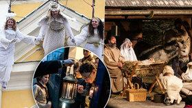 Tipy na víkend: Andělé se snesou z nebes! Zažijte Vánoce ve skanzenu a přineste si Betlémské světlo