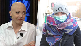 Nemocná Slováčková popsala chemoterapie: Teče do mě oranžová hnusná věc!