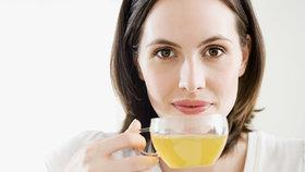 Za týden o kilo lehčí: Zelený čaj dokáže zázraky