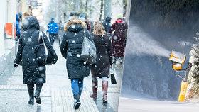 Po rekordním teple vtrhne do Česka vichr a ochlazení. Budou Vánoce na sněhu?