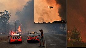 """Austrálii ničí plameny, premiér si užívá na Havaji. """"Hluboce lituji,"""" omlouvá se za dovolenou"""