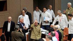 Revoluce na komunistické Kubě? Země má poprvé od Fidela Casta premiéra