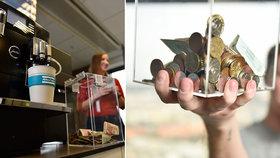 Milovníci kávy z Brna vybrali milion! Peníze dali na postižené i nemocné děti