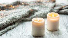 Vyteklý vosk na ubruse nebo nábytku? Tyhle triky skvěle fungují!