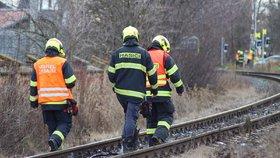 Tragédie na železnici: Žena v Kyjově skočila pod vlak, spoje nabíraly zpoždění