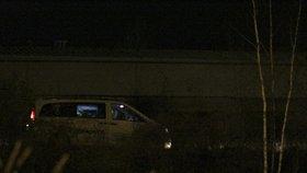 Hrůzný nález v Horních Počernicích: Mrtvý muž (42) ležel opodál železnice