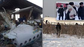 Mezi 12 mrtvými po pádu letadla byla i Dana (†35). Přítel se pro Blesk podělil o svůj stesk