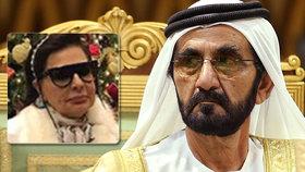 Exmanželka vládce Dubaje prolomila mlčení: Vzal mi dceru, neviděla jsem ji 40 let