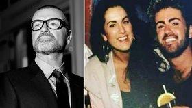 Sestra George Michaela (†53) Melanie (†55): Zemřela na Štědrý den, přesně jako on!