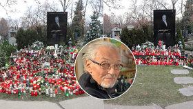 Nedožité narozeniny Karla Gotta (†80): Jak to vypadalo u jeho hrobu?!