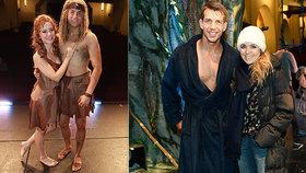 Lucka Vondráčková po návratu do Česka: Brousí si zuby na Tarzana! Co v tom vězí?