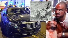 Rapper oslavil narození syna vraždou, manžela zapíchla u tataráku! Českým Silvestrem otřásají krvavé zločiny