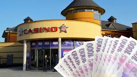Casino v Rozvadově dotuje obecní rozpočet miliony: Nájezdy turistů, nemůžeme ani vyjet, stěžují si místní