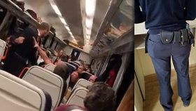 Brutální útok ve vlaku Českých drah: Promluvil průvodčí, který zmlátil pasažéra!