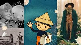 »...a po Večerníčku spát!« Kluk s papírovou čepicí přináší pohádky už 55 let