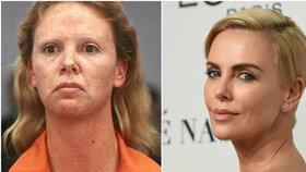 Hollywoodské krásky, které obětovaly svou krásu kvůli roli. Poznali byste je?