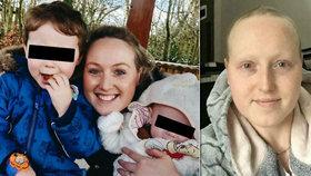 Matce dvou dětí diagnostikovali omylem rakovinu: Přišla o obě prsa!