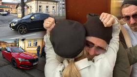 Pěsti a manévry při propuštění Řepky: Co se dělo pak? Bouchal šampus za majlant!