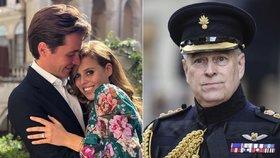 Královská svatba dostala stopku! Princezna Beatrice doplácí na skandál otce Andrewa